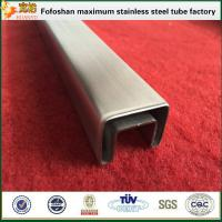 Wholesale 304 Special Square Stainless Steel Slotted Tube Supplier from china suppliers
