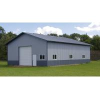 China Light Steel Structure Factory Building For Sheds Metal Car Sheds Standard Size for sale