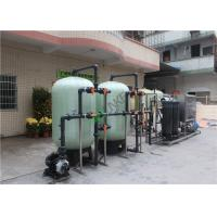 Wholesale Factory professional design seawater desalination equipment sea water desalination purification machine from china suppliers