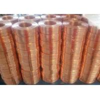 Wholesale Durable Flat Bare Copper Wire , Carton Special Copper Electrical Wire Mini 1 Roll from china suppliers
