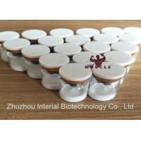 Buy cheap Hexarelin Lyophilized Powder Protein Peptide Hormones Medical Research 2mg for Fat Burning from wholesalers