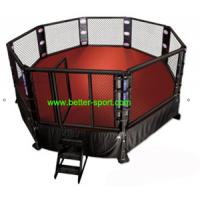 Wholesale MMA cage, boxing ring, boxing arena, oem accepted from china suppliers