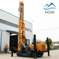 Quality FY600 Tracked Pneumatic Percussive 600 Meters Depth Drilling Rig For Water Well for sale