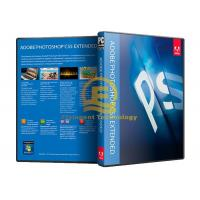 Wholesale Genuine Adobe Photoshop CS5 Full Version Extended Retail Pack for Windows ED from china suppliers