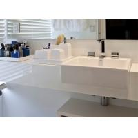 Wholesale Super White Nano Crystallized Glass Stone Vanity Top And Countertop from china suppliers