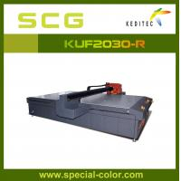 Wholesale UV Flatbed Printer with ricoh head,high quality.2000mm*3000mm large format UV flatbed. from china suppliers