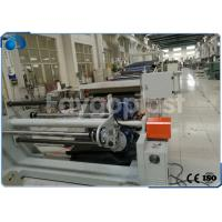 Wholesale High Output PVC Board Making Machine , Plastic Sheet Manufacturing Machine from china suppliers