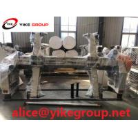 China High Performance Single Facer Corrugated Machine 1800mm Steam Heating For 2 Ply Cardboard on sale