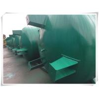 Quality Customized Carton Steel Compressed Air Storage Tank Anti Corrosive Painting for sale