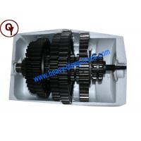 China Dump Truck Sino Howo Spare Parts Transmission Gearbox Spindle Assy AZ2203040406 on sale