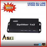 Wholesale 1.4vertion hdmi splitter  1*2  1080P/3D from china suppliers