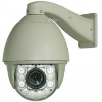Buy cheap IP66 Intelligent Analog Speed Dome Camera AC / 24V 2A Zoom 23x Optical ,10x Digital from wholesalers