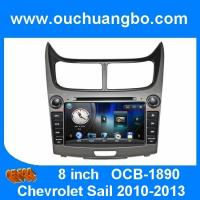 Wholesale Ouchuangbo Multimedia Stereo for Chevrolet sail 2009-2013 DVD Head Unit GPS BT Chile map from china suppliers