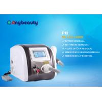 Wholesale Portable Q Switched Nd Yag Laser Tattoo Removal Machine Color Touch Screen CE Approved from china suppliers
