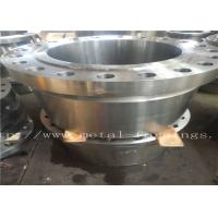 """Wholesale Carbon Steel Flange  Forgings Q + T Heat Treatment PN250 Class1500 WN RTJDN100  NPS4"""" DN150 NPS6"""" DN300 from china suppliers"""