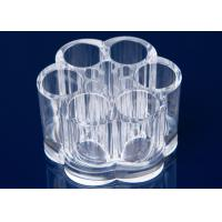 Quality Clear Injection Jewellery Display Stands , Decorative PlasticOrganizer Tray for sale