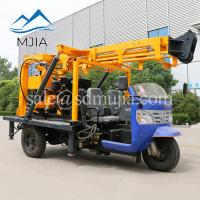 Wholesale XYC-200A Vehicle Mounted Full Hydraulic Rotary Drilling Machine For Water Well from china suppliers