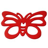 Buy cheap Butterfly shaped creative Silicone Placemat from wholesalers