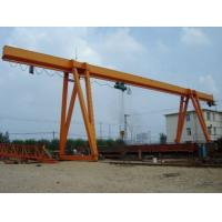 Wholesale Box Girder Yard L Shape Crane Gantry For Unloading / Complicated Context from china suppliers