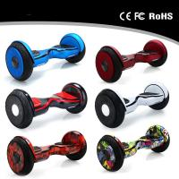 China Smart Balance Board Electric Scooter 10 Inch Electric Balancing Hoverboard on sale