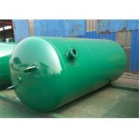 Wholesale Universal 1300 Gallon Air Compressor Reservoir Tank Vertical / Horizontal Orientation from china suppliers