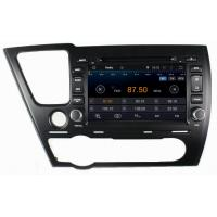 Wholesale Ouchuangbo Auto Video Stereo System for Honda Civic Saloon 2014 GPS Navigation iPod USB An from china suppliers