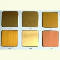 Wholesale Patina Finish Copper C201-C206 from china suppliers