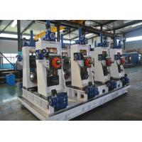 Wholesale Automatic Welded Pipe Production Line / Steel Pipe Making Machine from china suppliers