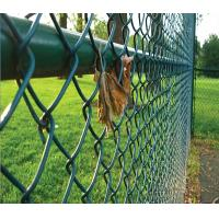 China 40*40MM PVC Coated Wire Mesh Garden Fence , Heavy Duty Wire Fence Panels for sale