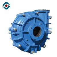 China Blue High Pressure Mud Pump , Non Clogging Slurry Pump With Pump Cover for sale