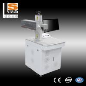 20w / 30w / 50w Fiber Laser Marking Machines Low Power Consumption