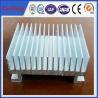 Custom Aluminium Cooler Extrusions, aluminum profiles used in radiator for sale