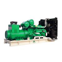 50 / 60HZ Perkins Diesel Generators With Induction System , 1200KW Water Cooled for sale
