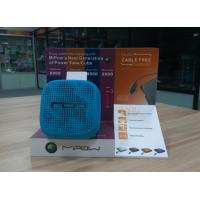 Wholesale Acrylic White Retail Store Window Display Logo Printing For Bluetooth Speaker from china suppliers