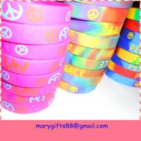 promotional christian silicone bracelets for sale