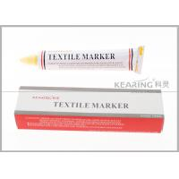 Buy cheap None Fading Large capacity  Textile Marker Knitting Marker Pen Rubber Buib for knitting& dyeing Industry 65ml TM25-Y from wholesalers