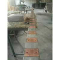 Quality High quality Titanium Clad Copper C1100 Metal bar Electrodes Carry High Current for sale