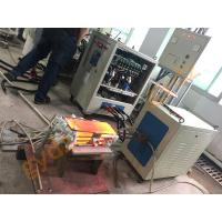 China Medium Frequency Electromagnetic Induction Heating Machine For Tongs on sale