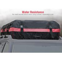 Wholesale 10 Cubic Feet Roof Top Bags For Cars With Water Resistant PVC coated 600D Nylon from china suppliers