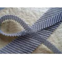 Wholesale Flat / Corrugated Type Knitted Woven Wire Mesh Filter For Cleaning Machines / Kitchens from china suppliers