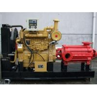 Wholesale Spring Starter / Electric Start Diesel Water Pump Set Water Cooled For Rescue from china suppliers