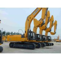 Wholesale Diesel 0.34m³ Hydraulic Crawler Crane XCMG XE80 for Construction , Yellow from china suppliers