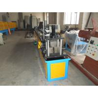 China Profile 50mm*50mm Small Cable Tray Roll Forming Machine / Roll Former Machine on sale