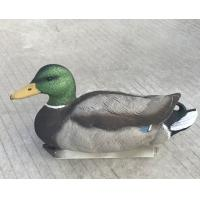 Wholesale Newly developed mallard duck floatie with realistic decoy carving and painting from china suppliers
