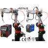Adjustable Arc Welding Robot , Compact Welding Machine 6kg Payload for sale
