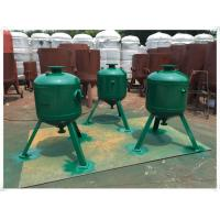 Wholesale Carbon Steel Vertical Air Receiver Tank For Water Treatment Customized Color from china suppliers