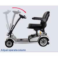 Wholesale Load Capacity Foldable Electric Scooter 100-200kg Power 201-500W Max Speed 7.8km/H from china suppliers