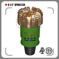 "China 8 1/2"" oil well drill  bits for oil and gas, oil wells bits price on sale"