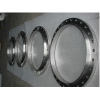 Wholesale titanium flange ANSI B16.5(AMSE B16.5) pipe flange high pressure of GR2 with high quality from china suppliers