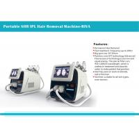 Wholesale Female SHR IPL Laser Hair Removal Machine With Sapphire Cooling from china suppliers